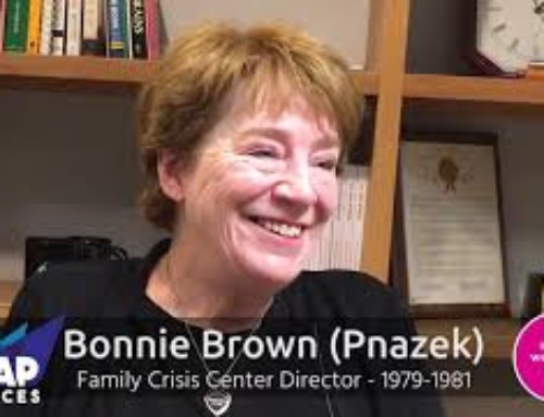 FCC Past Directors: Bonnie Brown & Rene Daniels