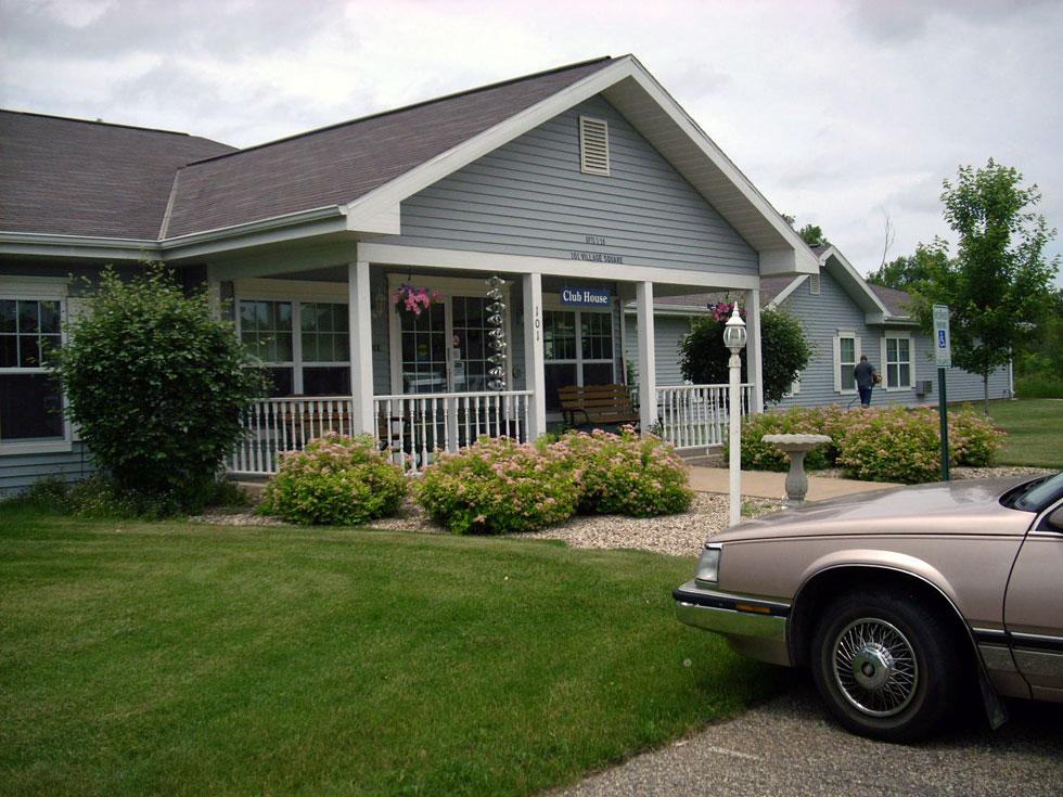 MontelloSV Clubhouse Exterior