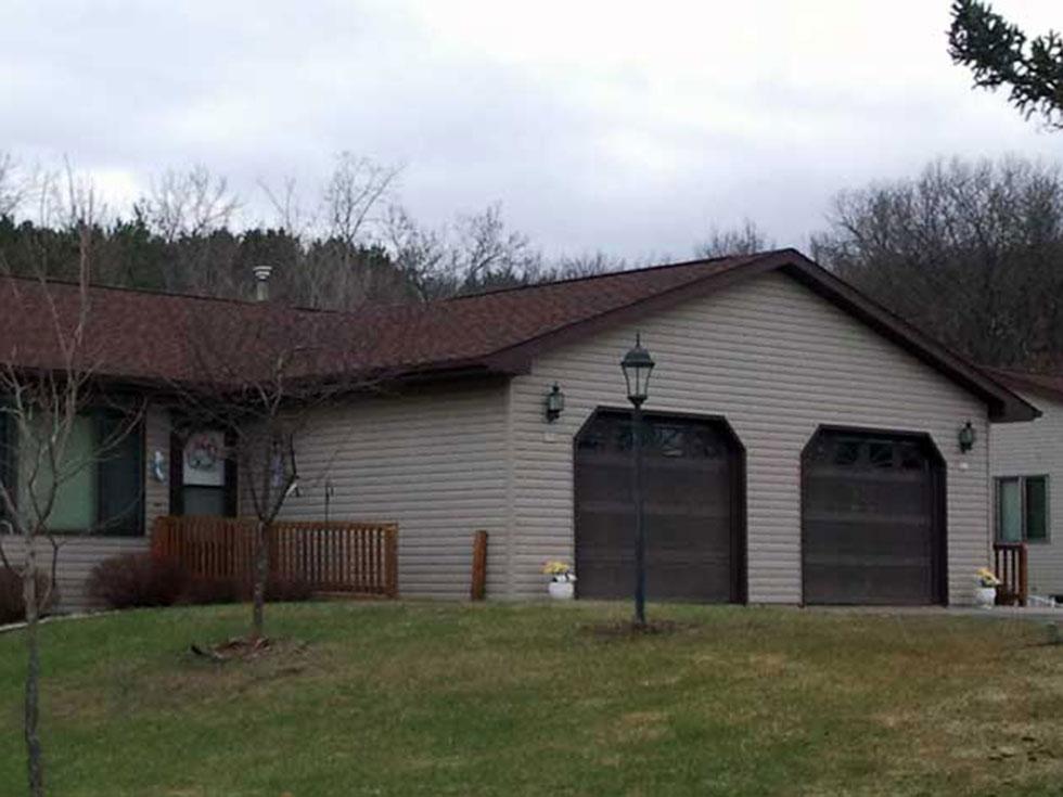 Oakridge Duplex exterior