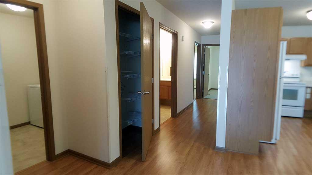 Berlin SV hallway