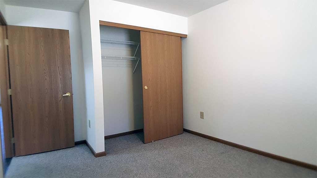 Morris Park SV bedroom 2 closet