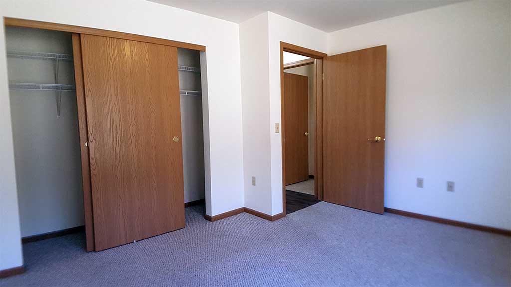 Morris Park SV bedroom 1 closet