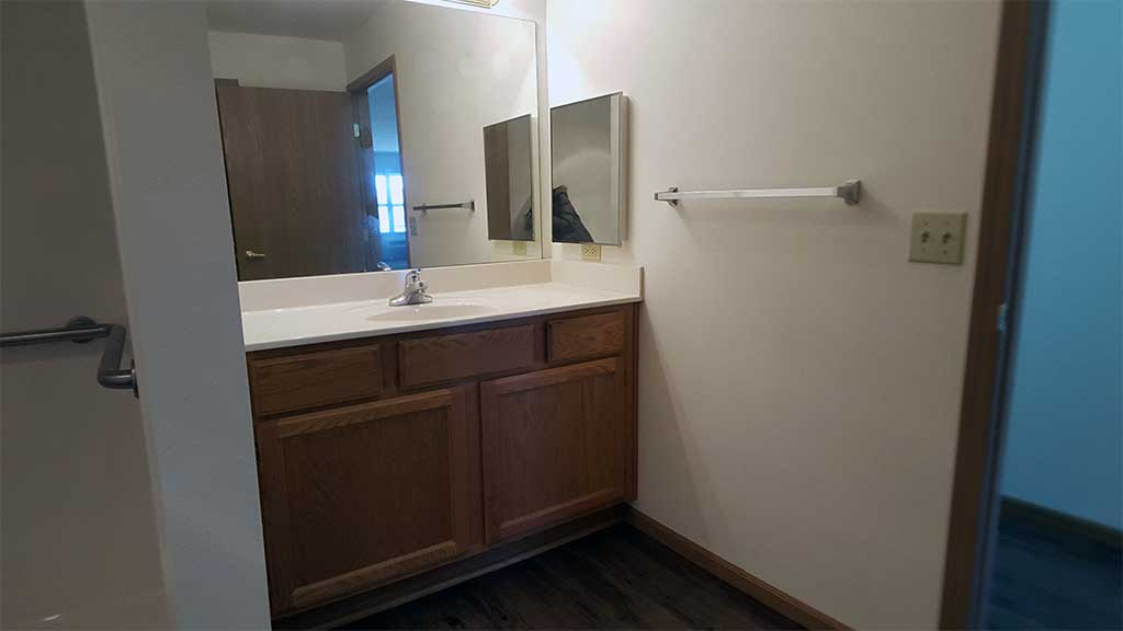 Morris Park SV full bathroom vanity