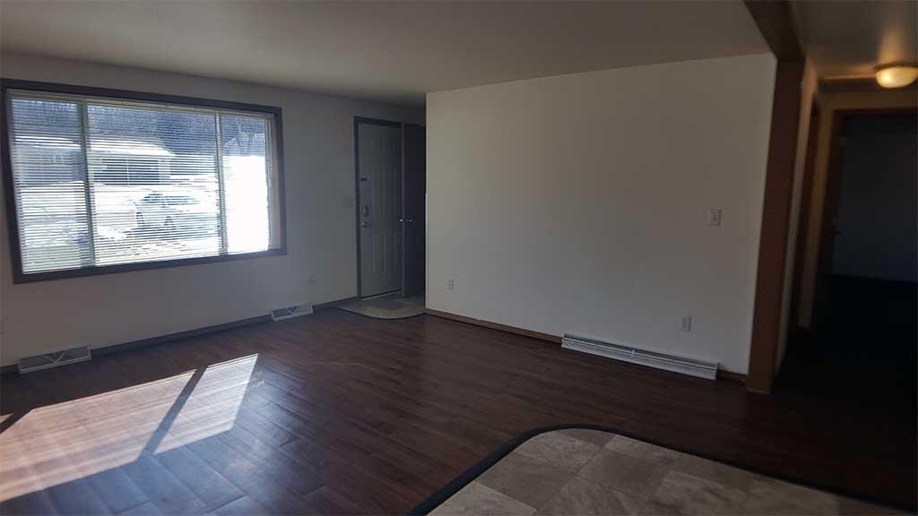 Westfield living room 2 bedroom side