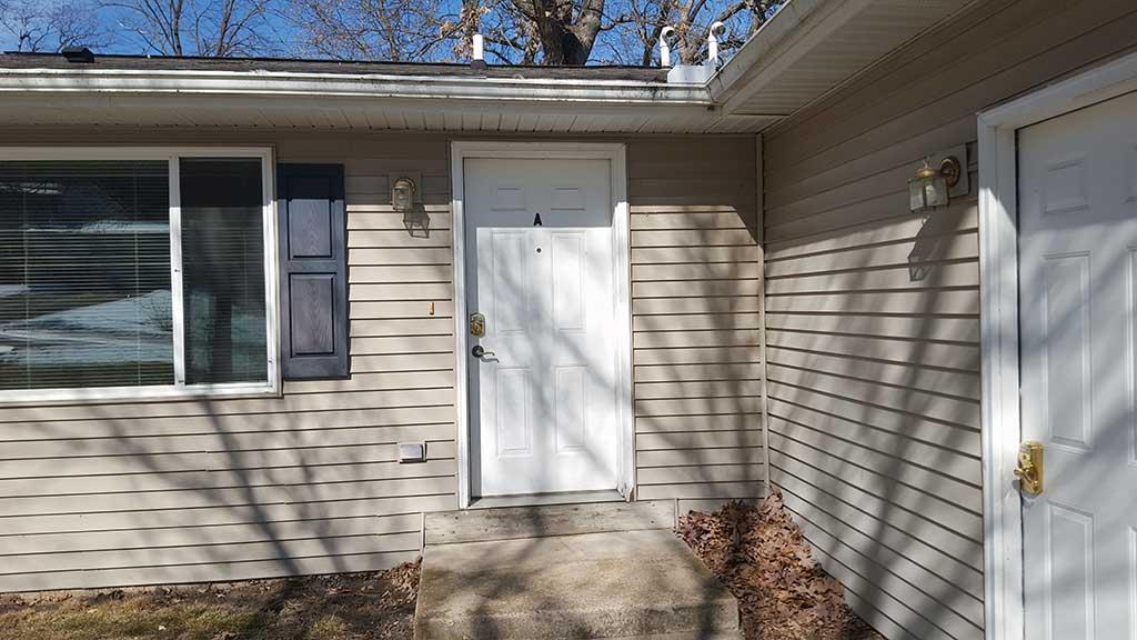 Westfield entry 3 bedroom side