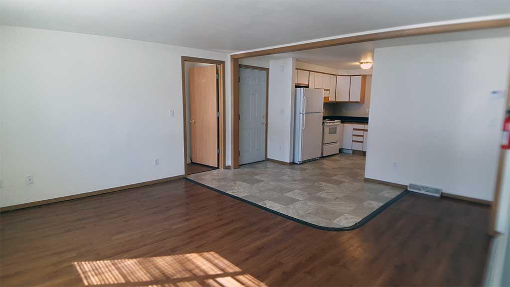 Westfield living room 3 bedroom side