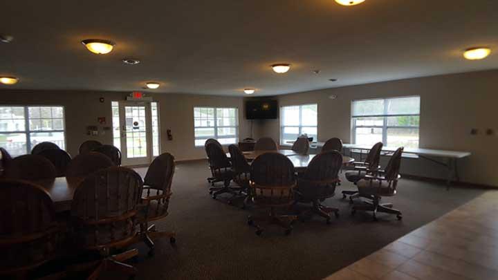 Clubhouse interior32