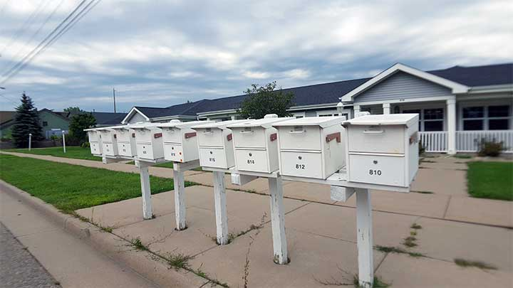 River City SV Mailboxes