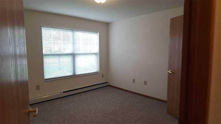 River City SV Front bedroom